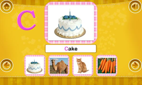 Kids Picture Dictionary screenshot 3