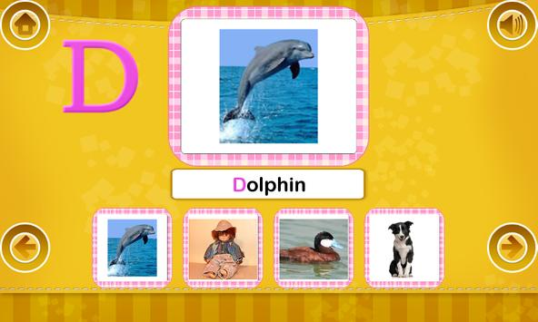 Kids Picture Dictionary screenshot 11