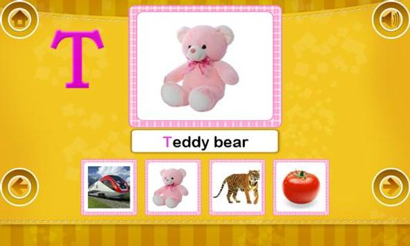 Kids Picture Dictionary screenshot 14