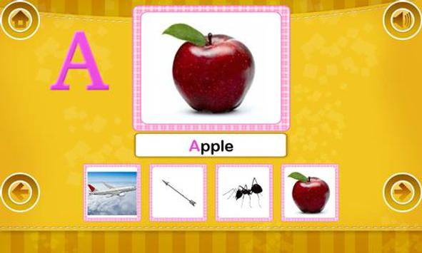 Kids Picture Dictionary screenshot 1