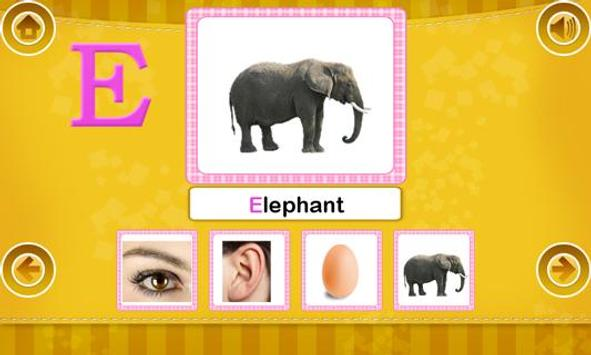 Kids Picture Dictionary screenshot 4