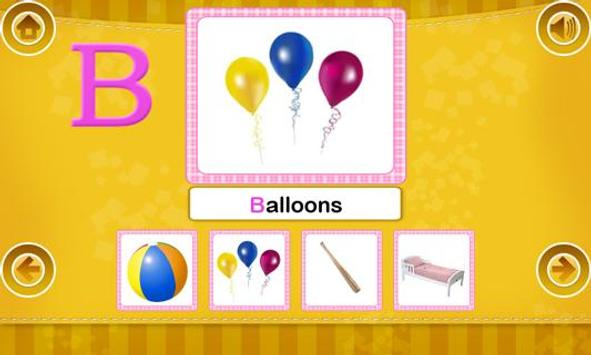 Kids Picture Dictionary screenshot 8