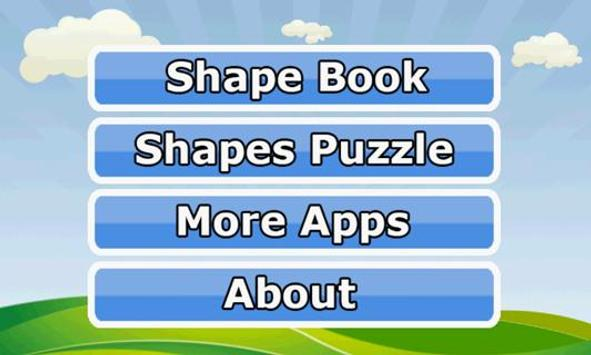 Shapes for Kids poster