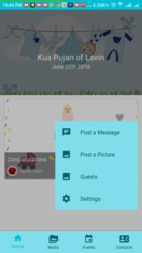 Nyota- Kua Pujan of Baby Lavin apk screenshot
