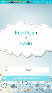 Nyota- Kua Pujan of Baby Lavin poster
