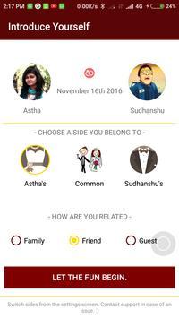 Nyota - Sudhanshu weds Astha screenshot 1