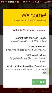 Nyota - Sudhanshu weds Astha screenshot 2