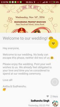 Nyota - Sudhanshu weds Astha screenshot 3