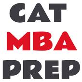 CAT MBA PREP icon