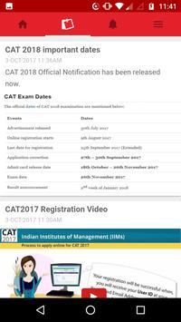 CAT MBA PREP screenshot 2