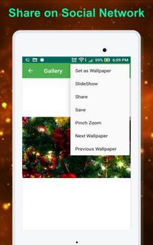 Christmas Wallpaper screenshot 11