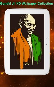 Mahatama Gandhiji HD Wallpaper screenshot 4