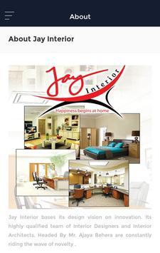 Jay Interior screenshot 2