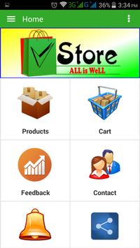 V Store apk screenshot