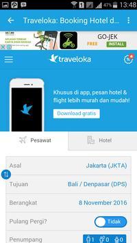 Online Tiket(id) apk screenshot