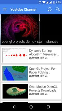 OpenGL Projects for Android - APK Download