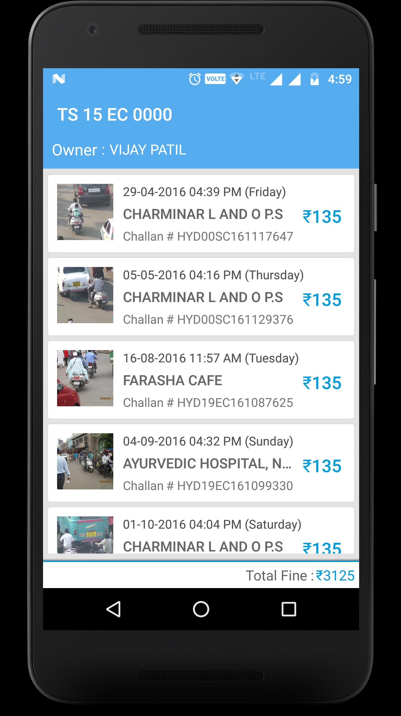 e Challan Telangana Hyderabad for Android - APK Download