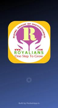 Royal Group of Institutions poster