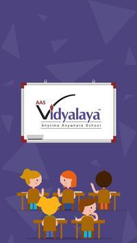 AAS Vidyalaya poster