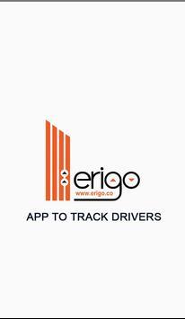 ERIGO DRIVER TRACKING poster