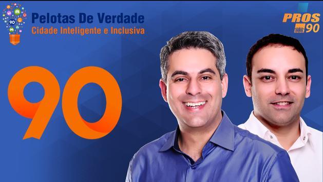 Eleito Pros 90 poster