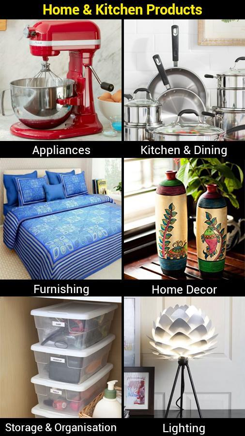 Home & Kitchen Online Shopping for Android - APK Download