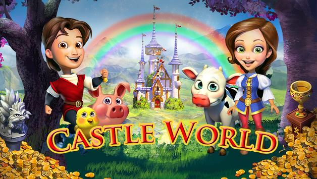 Castle World apk screenshot