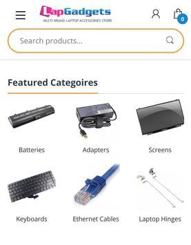 lapgadgets Lap Gadgets lapgadgets.in screenshot 2