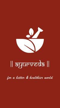 Ayurveda poster