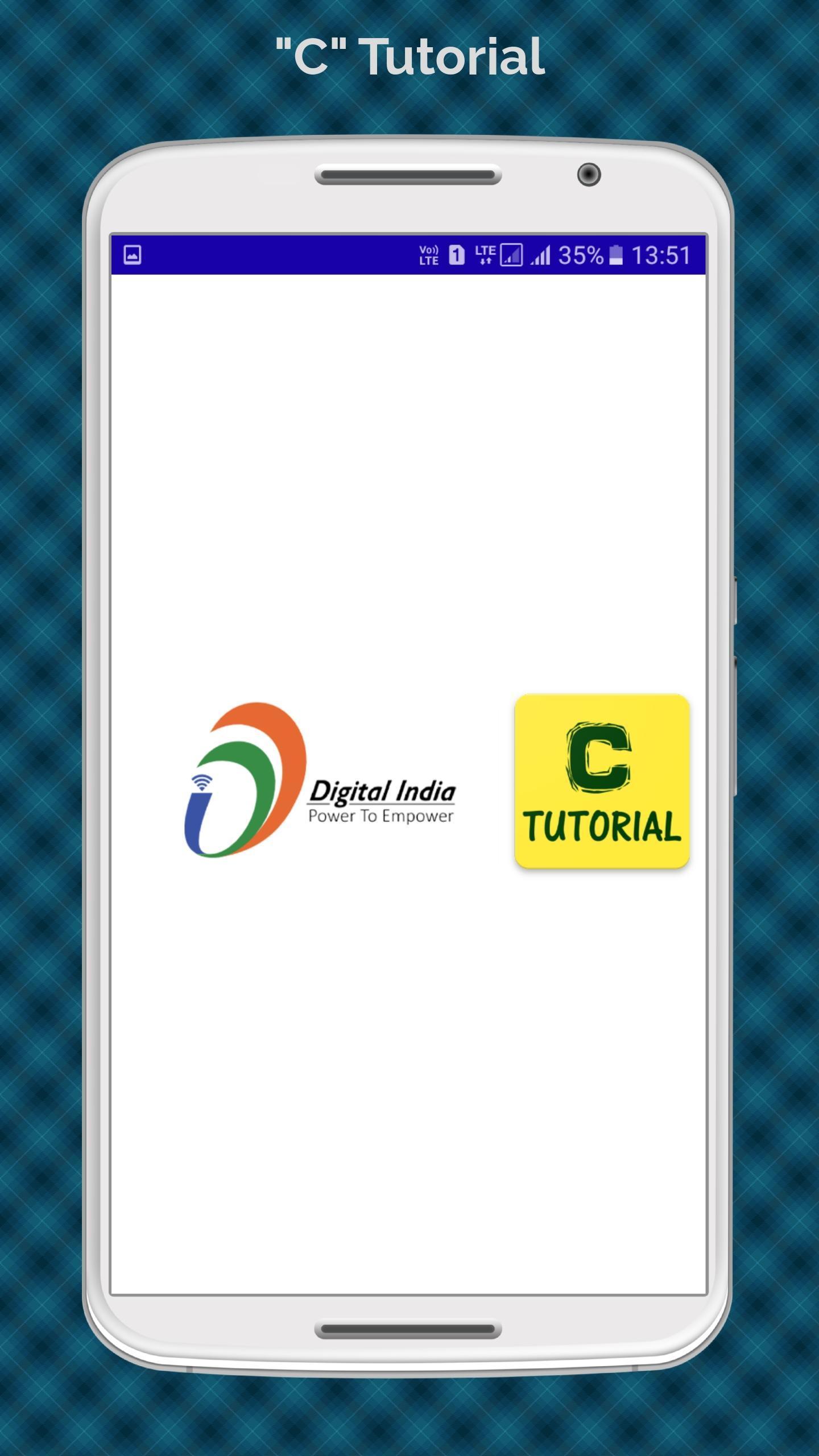 C Programming language Tutorial Offline App for Android