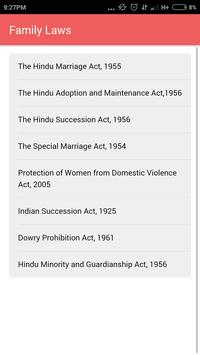 Family Laws in India poster