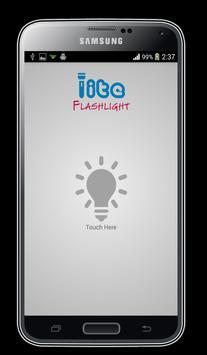 Super Bright Tiny Flashlight screenshot 1