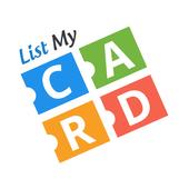 List My Card icon