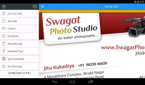 List My Card screenshot 11