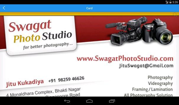 List My Card screenshot 13