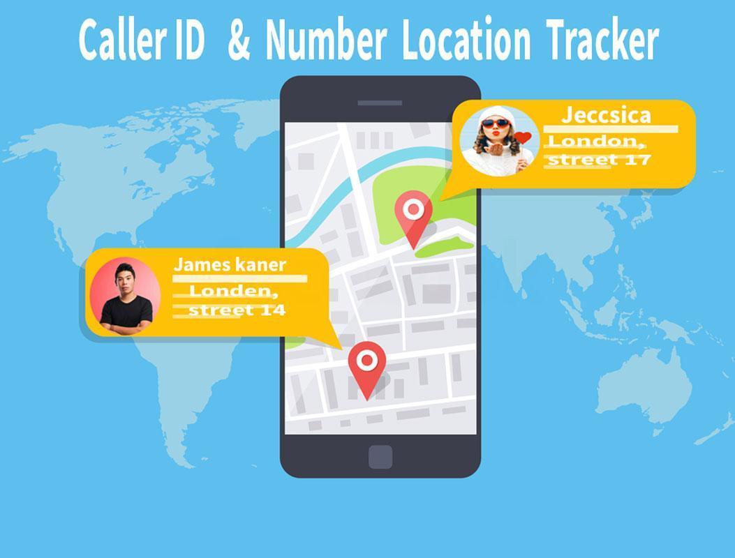 Live Mobile Number Locator & Navigation for Android - APK