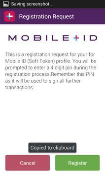 MobileID screenshot 5