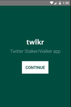 Twlkr: Twitter Walker (Unreleased) screenshot 2