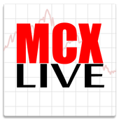 MCX NCDEX Market Live Rates icon
