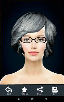 Hairstyle Changer app, virtual makeover women, men APK Download ...