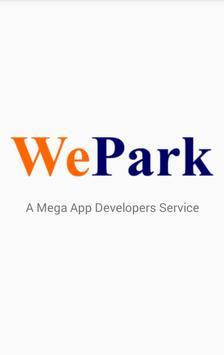 WePark Attendant poster