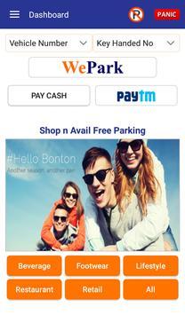 WePark apk screenshot