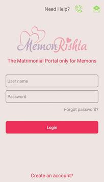 Memon Rishta apk screenshot