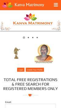 Kanva Matrimony poster