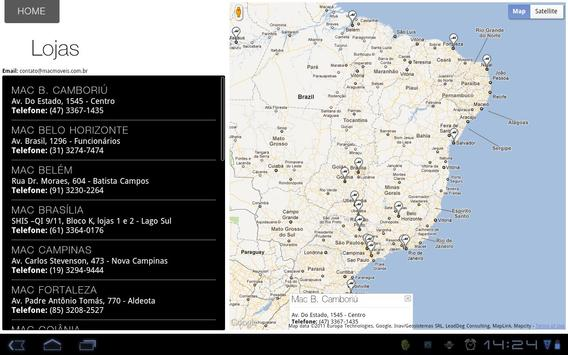 MAC Móveis screenshot 1