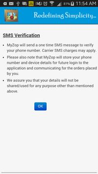 MyZop screenshot 1