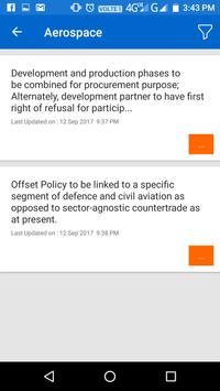 CII Policy Dashboard apk screenshot