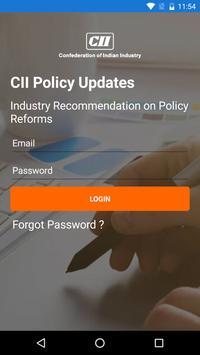 CII Policy Updates screenshot 2