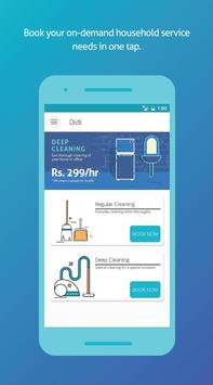 Didi - Deep Cleaning services screenshot 1