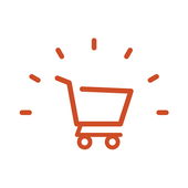 Online Shopping app icon